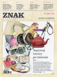 Miesięcznik Znak. Lipiec-Sierpień 2014 - Opracowanie zbiorowe
