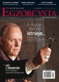 Miesięcznik Egzorcysta. Wrzesień 2012 - Opracowanie zbiorowe