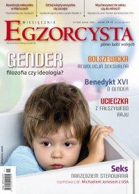 Miesięcznik Egzorcysta. Marzec 2014 - Opracowanie zbiorowe