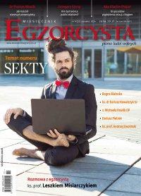 Miesięcznik Egzorcysta. Czerwiec 2014 - Opracowanie zbiorowe