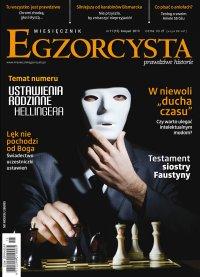 Miesięcznik Egzorcysta. Listopad 2013 - Opracowanie zbiorowe