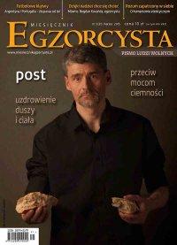 Miesięcznik Egzorcysta. Marzec 2015 - Opracowanie zbiorowe