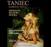 Taniec nr 3/2015 (21) - Opracowanie zbiorowe