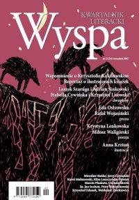 WYSPA Kwartalnik Literacki - nr 2/2015 (34) - Opracowanie zbiorowe