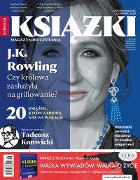Książki. Magazyn do czytania 3/2020 - Opracowanie zbiorowe