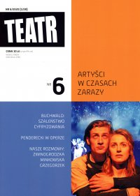 Teatr 6/2020 - Opracowanie zbiorowe