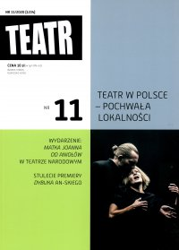 Teatr 11/2020 - Opracowanie zbiorowe