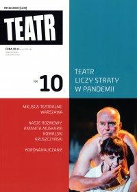 Teatr 10/2020 - Opracowanie zbiorowe