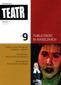 Teatr 9/2020 - Opracowanie zbiorowe