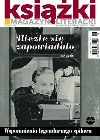 Magazyn Literacki Książki 6/2021 - praca zbiorowa