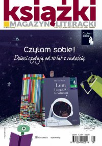 Magazyn Literacki Książki 8/2021 - praca zbiororwa