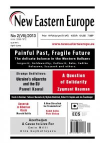 New Eastern Europe 2/2013 - Opracowanie zbiorowe