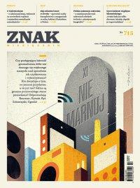 Miesięcznik Znak. Grudzień 2014 - Opracowanie zbiorowe