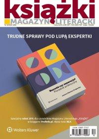 Magazyn Literacki Książki 10/2020 - Opracowanie zbiorowe