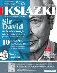 Książki. Magazyn do czytania 6/2020 - Opracowanie zbiorowe