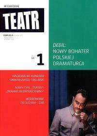 Teatr 1/2021 - Opracowanie zbiorowe
