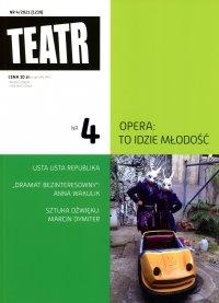 Teatr 4/2021 - Opracowanie zbiorowe
