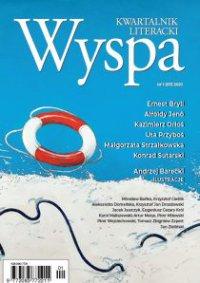 WYSPA Kwartalnik Literacki nr 1/2021 - Opracowanie zbiorowe