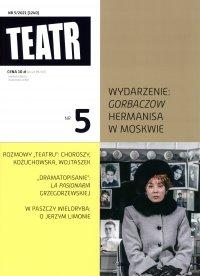 Teatr 5/2021 - Opracowanie zbiorowe