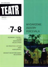 Teatr 7-8/2021 - Opracowanie zbiorowe