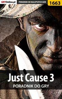 Just Cause 3 - poradnik do gry - Norbert