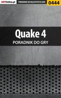 Quake 4 - poradnik do gry - Krystian Smoszna