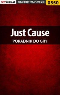 Just Cause - poradnik do gry - Jacek