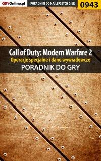Call of Duty: Modern Warfare 2 - opis przejścia, operacje specjalne, dane wywiadowcze - poradnik do gry - Artur