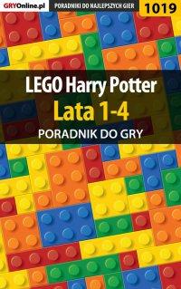 LEGO Harry Potter Lata 1-4 - poradnik do gry - Artur