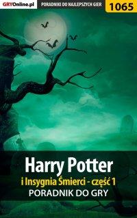 Harry Potter i Insygnia Śmierci - część 1 - poradnik do gry - Łukasz