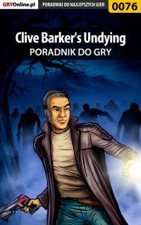 Clive Barker's Undying - poradnik do gry - Piotr