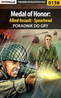 Medal of Honor: Allied Assault - Spearhead - poradnik do gry - Piotr