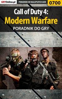 Call of Duty 4: Modern Warfare - poradnik do gry - Krystian Smoszna