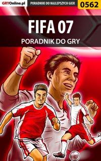 FIFA 07 - poradnik do gry - Maciej Jałowiec