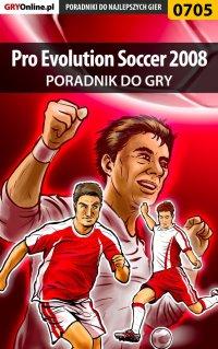 Pro Evolution Soccer 2008 - poradnik do gry - Maciej