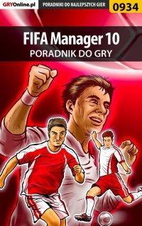 FIFA Manager 10 - poradnik do gry - Marcin
