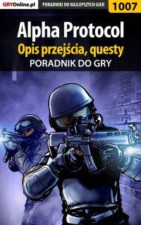 Alpha Protocol - poradnik, opis przejścia, questy - Jacek