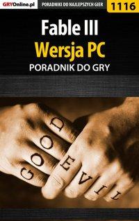 Fable III - PC - poradnik do gry - Michał