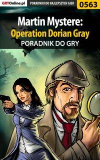 Martin Mystere: Operation Dorian Gray - poradnik do gry - Katarzyna