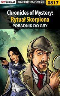 Chronicles of Mystery: Rytuał Skorpiona - poradnik do gry -