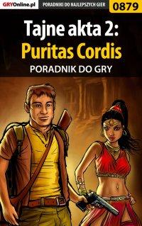 Tajne akta 2: Puritas Cordis - poradnik do gry -