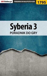 Syberia 3 - poradnik do gry -