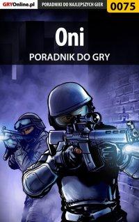 Oni - poradnik do gry - Piotr