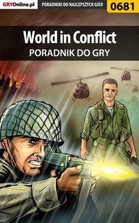 World in Conflict - poradnik do gry - Maciej Jałowiec