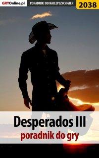Desperados 3 - poradnik, solucja - Jacek