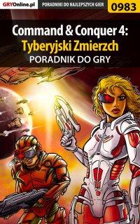 Command  Conquer 4: Tyberyjski Zmierzch - poradnik do gry - Maciej Jałowiec