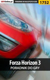 Forza Horizon 3 - poradnik do gry - Patrick