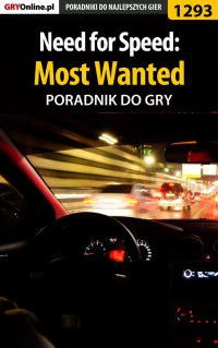 Need for Speed: Most Wanted - poradnik do gry - Piotr