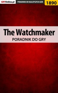 The Watchmaker - poradnik do gry - Natalia
