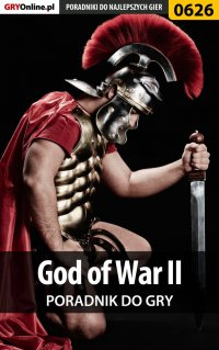 God of War II - poradnik do gry - Krzysztof Gonciarz